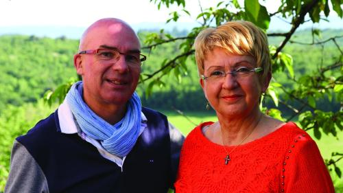 Gite d'Etape Agnes et Olivier : Guest accommodation near Burlats
