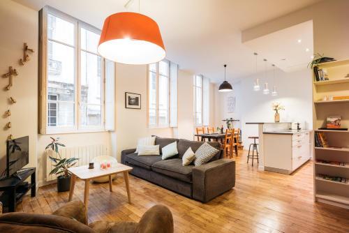 DIFY Opéra - Presqu'ile : Apartment near Lyon 1er Arrondissement