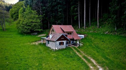 Gîte Bodenmatt : Guest accommodation near Soultzeren
