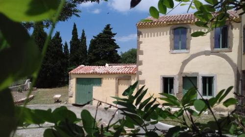 Domaine Les Salices : Guest accommodation near Siran