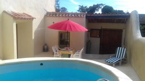Domaine Les Salices : Guest accommodation near Azille