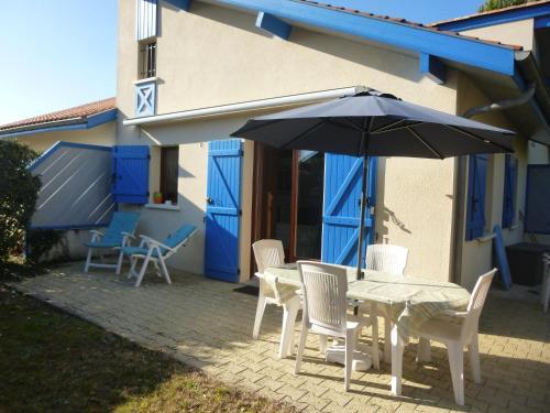 maison plage océan : Guest accommodation near Uza