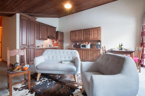 Appartement Les deux Chalets 8 : Apartment near Les Houches