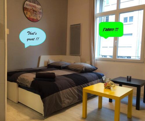 Charmant Appartement au centre ville : Apartment near Mittelhausbergen