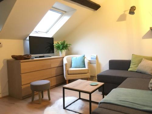 Sur les toits de Honfleur : Apartment near Honfleur