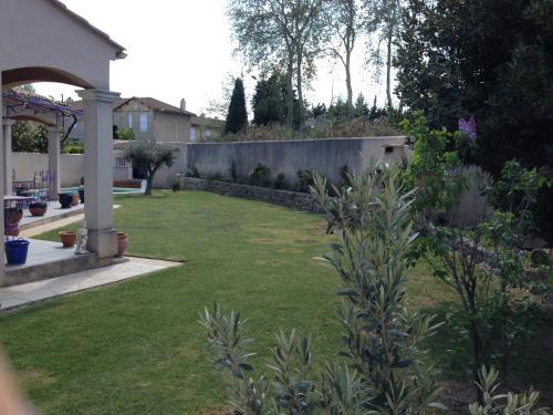 Mon havre : Guest accommodation near Morières-lès-Avignon