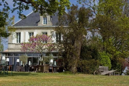 La Villa d'O : Hotel near Beychac-et-Caillau