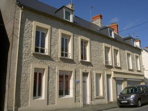 Gite de la Plage du Débarquement : Guest accommodation near Canchy