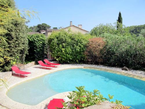 Ferienhaus mit Pool Lorgues 130S : Guest accommodation near Le Thoronet