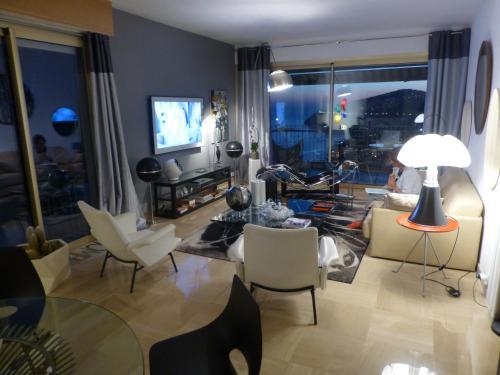 le clos charmerade : Apartment near Saint-Jean-Cap-Ferrat