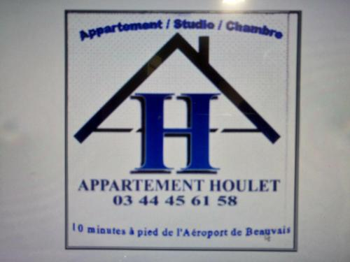 Appartement Houlet : Apartment near Saint-Just-en-Chaussée