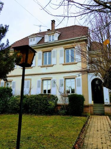 Le Saint Ignace : Apartment near Illkirch-Graffenstaden