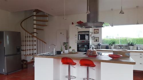 La fabrique : Guest accommodation near Rieux