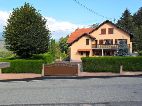 Gite De La Bruche : Guest accommodation near Waldersbach