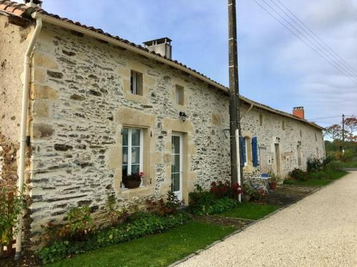 La Bucherie : Guest accommodation near Beaulieu-sur-Sonnette