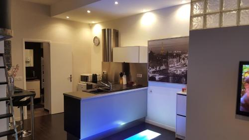 Le Marnois-Centre Ville : Apartment near Villemomble