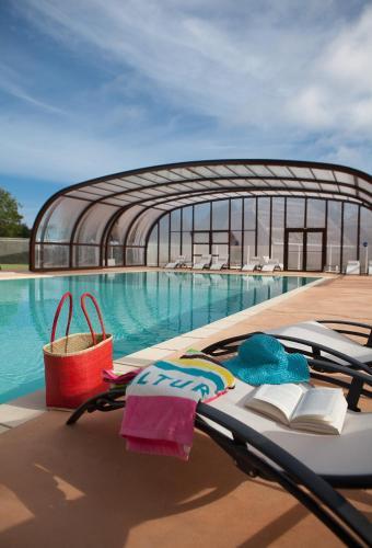 Vacancéole - Le Domaine de la Corniche - Deauville Sud : Guest accommodation near Auberville