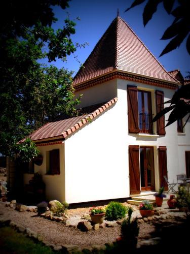 La Maison aux Arbres : Guest accommodation near Busserolles