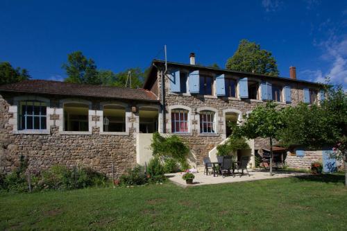 Le Massoir : Guest accommodation near Labatie-d'Andaure