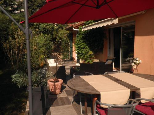 Chambre d'Hotes La Clauzière : Bed and Breakfast near Tarbes
