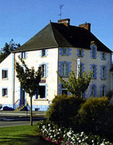 Hôtel Saint-Marc : Hotel near Paimpont