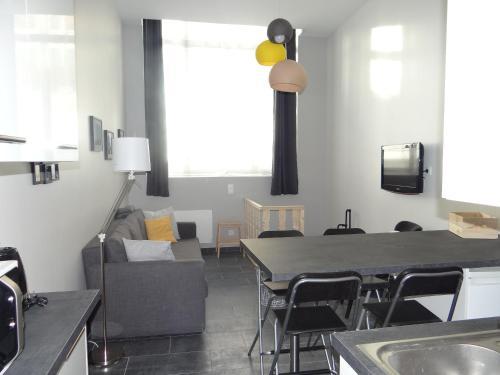 Au détour des Places : Apartment near Boyelles