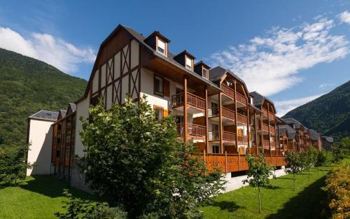 b307 le belvdere : Apartment near Gouaux-de-Luchon