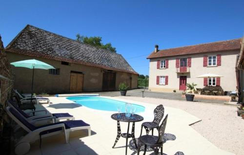 Maison Lajus : Guest accommodation near Moncaup