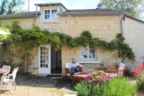 Gite 4* L'Orée des Fleurs : Guest accommodation near Grézillé