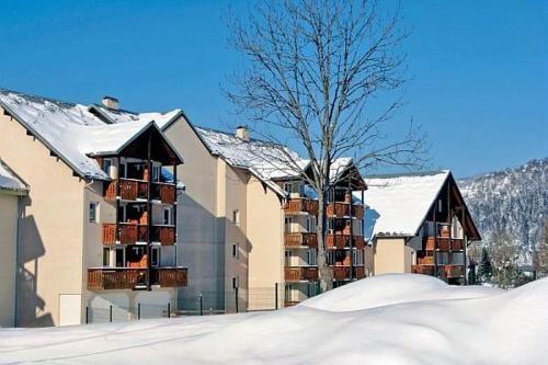 Résidence La Croix Margot : Apartment near Saint-Paul-de-Varces