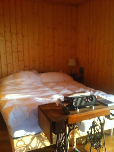 La Maison En Bois : Guest accommodation near Quincy-le-Vicomte