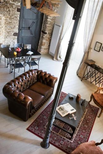 Surprenantes- Jules Verne : Apartment near Bouguenais