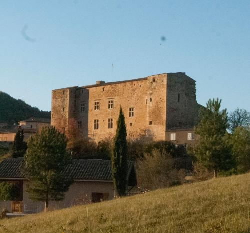 Chateau St Ferriol : Guest accommodation near Saint-Just-et-le-Bézu