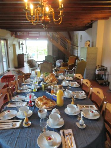 La Petite Cense : Bed and Breakfast near Wavrin