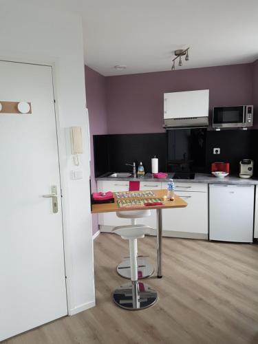 Concept Appar't Hôtel : Apartment near Saint-Brieuc