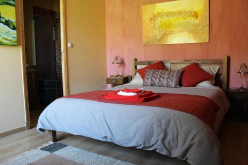 El Camino De Najac : Bed and Breakfast near Morlhon-le-Haut