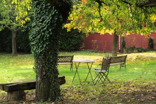 Gite coté jardin FAHRER ACKERMANN : Apartment near Saint-Hippolyte