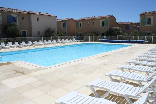 Marinado : Apartment near Mouriès