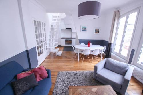Luckey Homes - Allée Jean Nicot : Apartment near Vanves