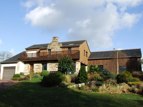 Logis de Ponthus : Guest accommodation near Saint-Malon-sur-Mel