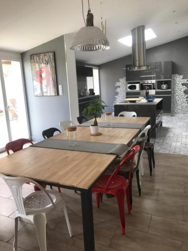 Loft esprit usine : Apartment near La Salvetat-Saint-Gilles