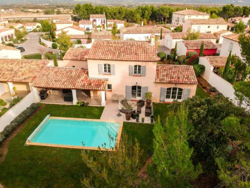 Ma Villa en Provence : Guest accommodation near Vernègues