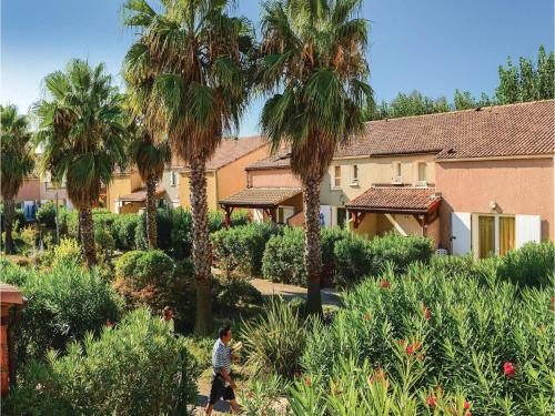 One-Bedroom Holiday Home in Vendres-Plages : Guest accommodation near Vendres