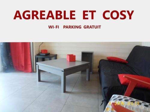 T4 idéal pour vos vacances ou déplacements professionnels : Apartment near Sembadel