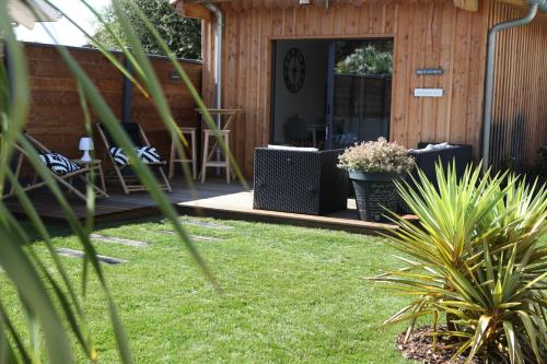 La cabane 62 : Guest accommodation near La Teste-de-Buch