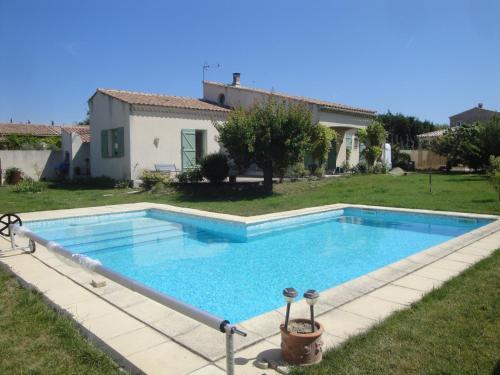 Plantarello : Guest accommodation near Mouriès