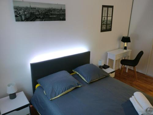 Appartement confort Paris Disneyland : Apartment near Chanteloup-en-Brie