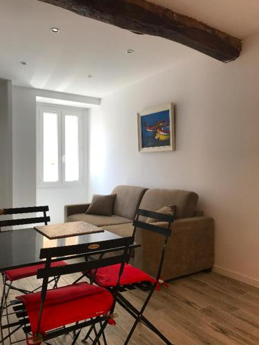Appartement de charme centre ville historique Ajaccio : Apartment near Ajaccio