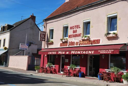 Entre Mer et Montagne : Hotel near Châtelperron