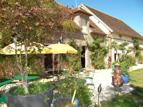 Domaine de malabry : Guest accommodation near Moussonvilliers